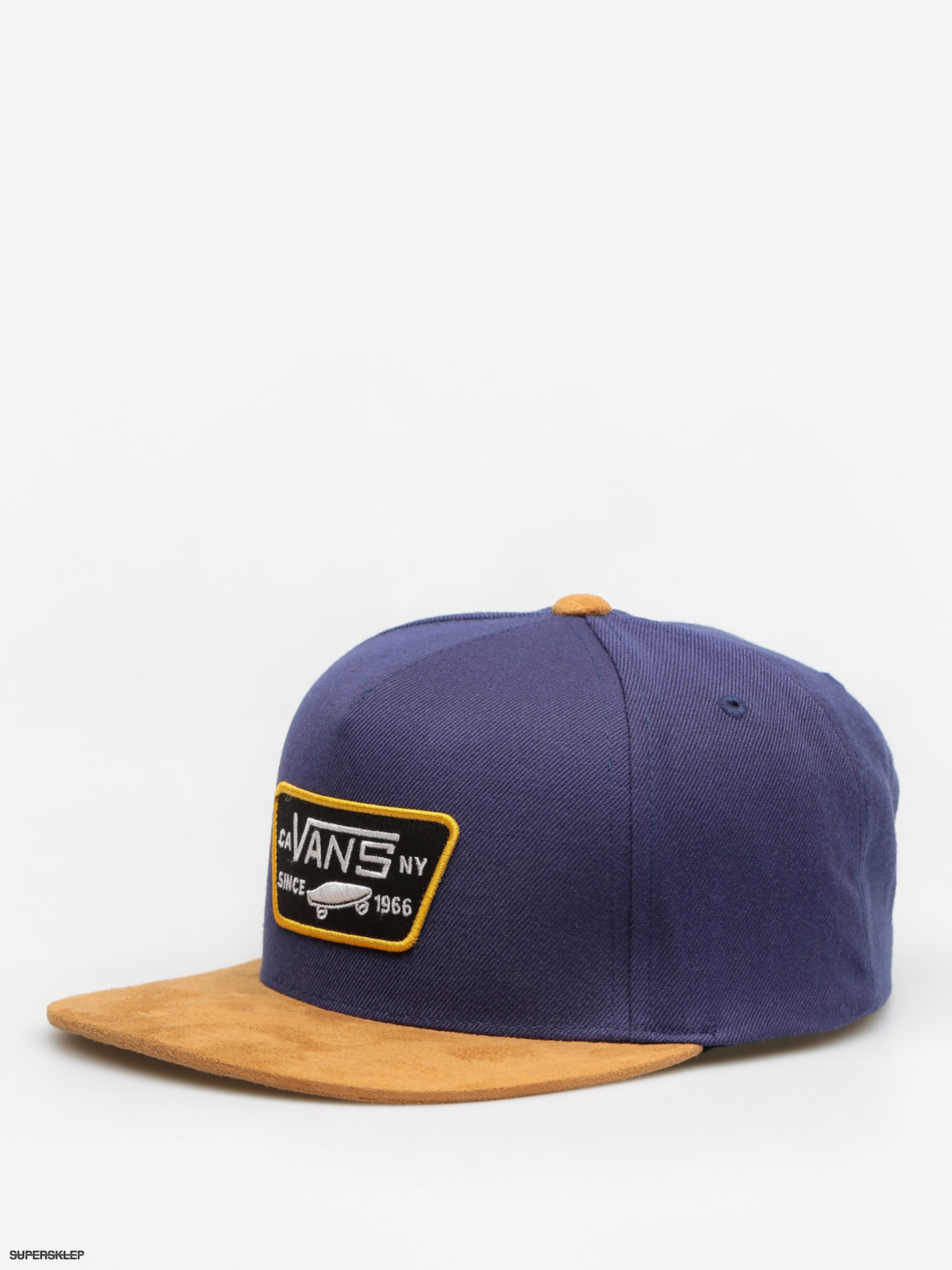 Kšiltovka  Vans Full Patch Snapback ZD