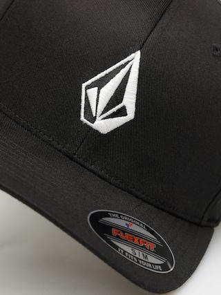 Kšiltovka  Volcom Full Stone Xfit Hat (blk)