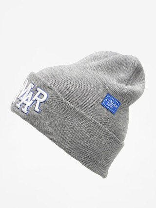 Čepice Cayler & Sons Lamar Old School Beanie (grey heather)