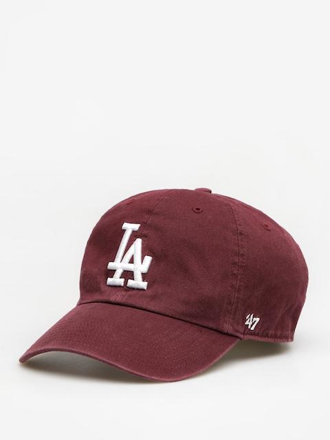 Kšiltovka  47 Brand Los Angeles Dodgers ZD (dark maroon)