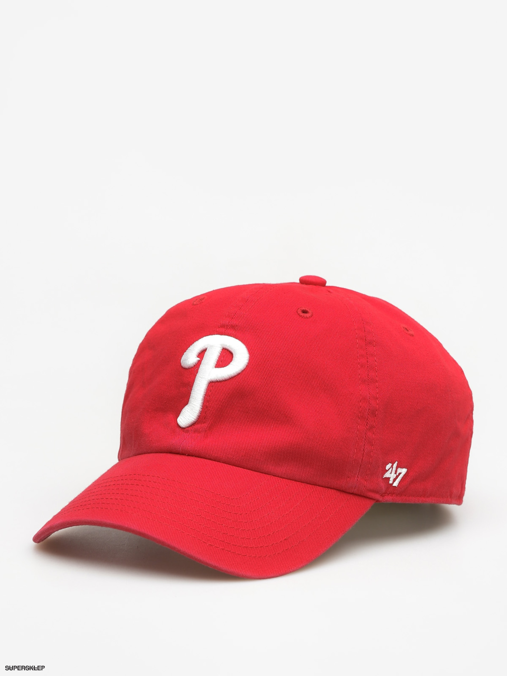 Kšiltovka  47 Brand Philadelphia Phillies ZD (red)