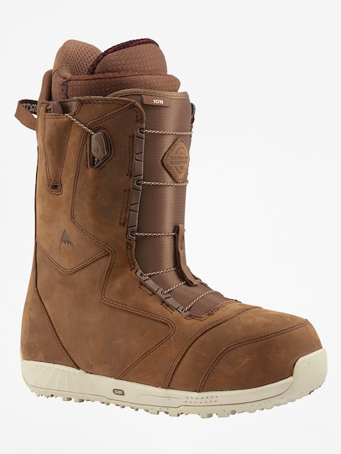 Boty na snowboard Burton Ion Leather (redwing)