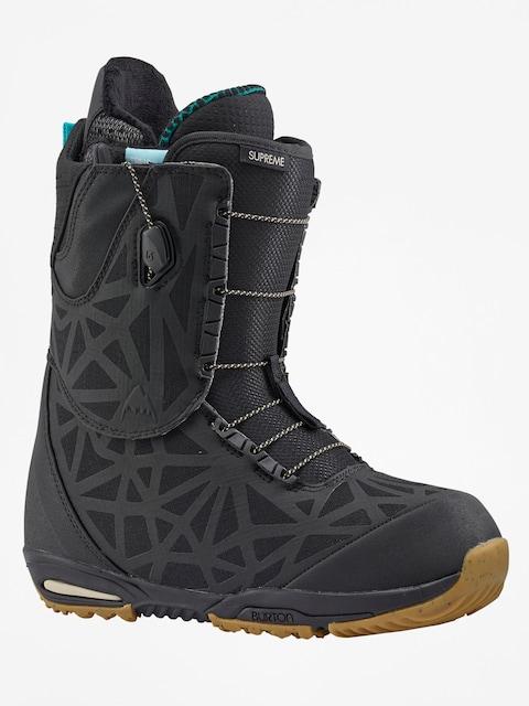 Boty na snowboard Burton Supreme Wmn (black)