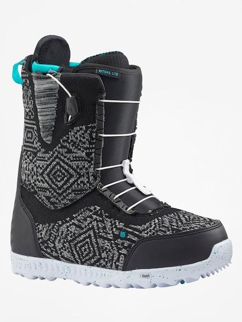 Boty na snowboard Burton Ritual Ltd Wmn (black/multi)