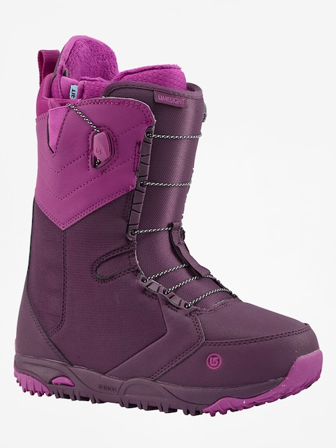 Boty na snowboard Burton Limelight Wmn (berry)