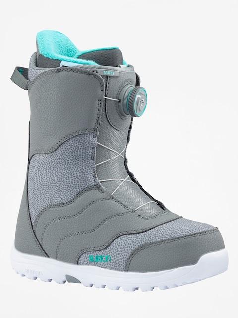 Boty na snowboard Burton Mint Boa Wmn (gray)