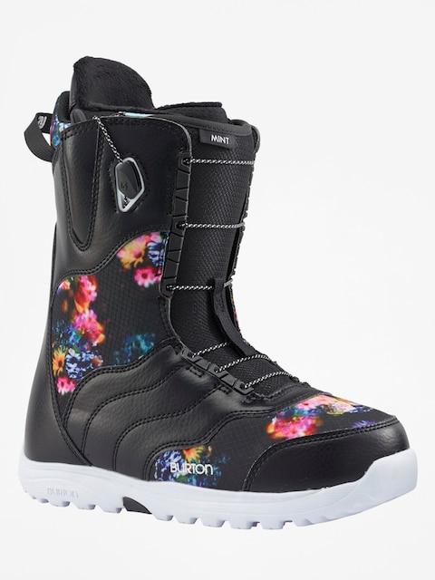 Boty na snowboard Burton Mint Wmn (black/multi)