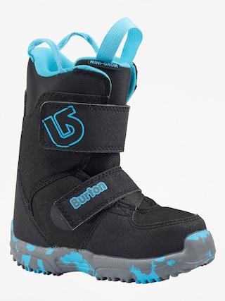 Boty na snowboard Burton Mini Grom (black)