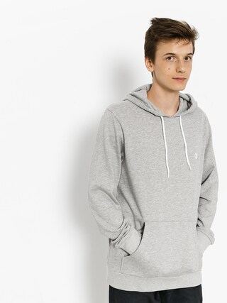 Mikina s kapucí Element Cornell HD (grey heather)