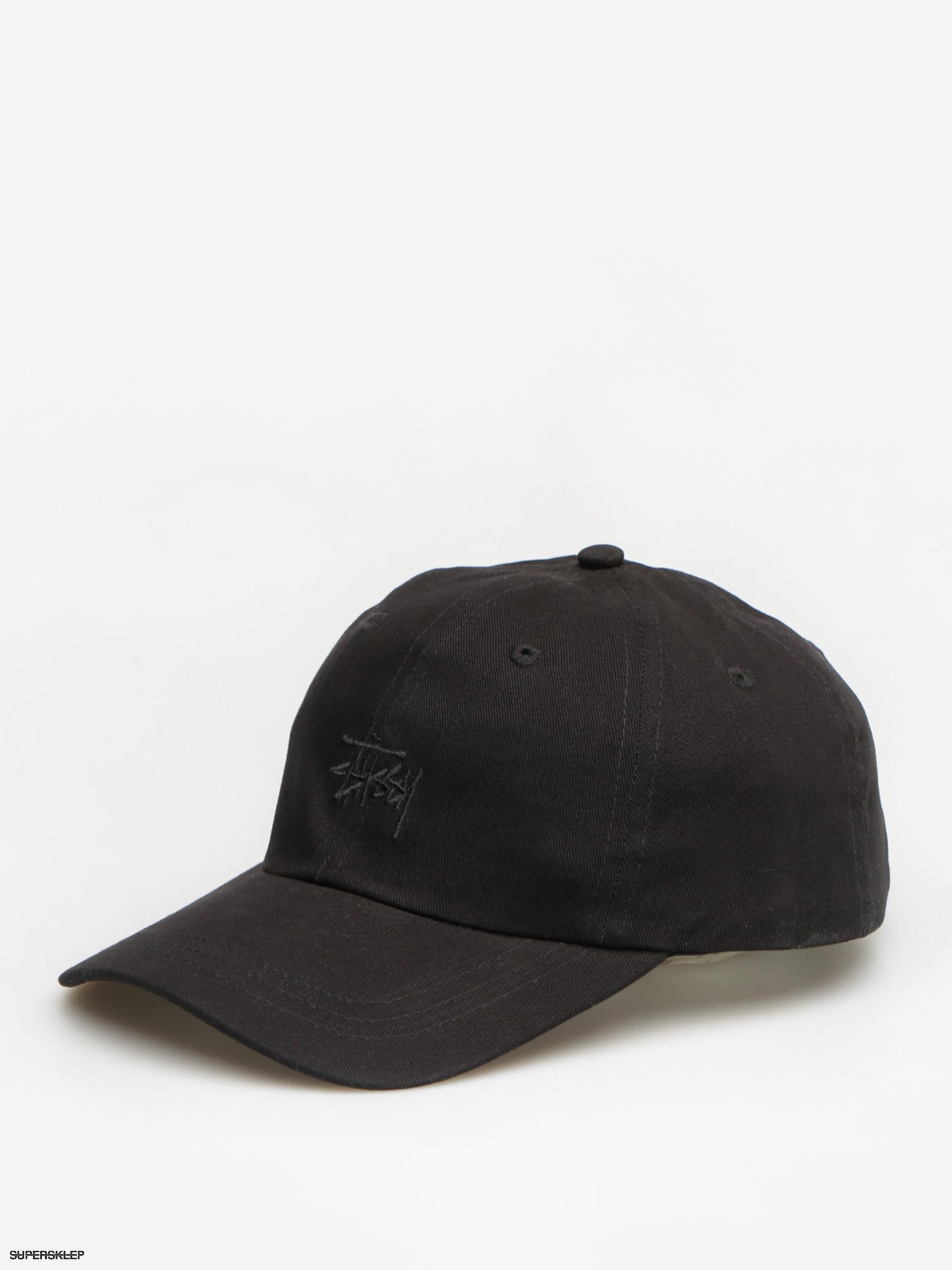 Kšiltovka Stussy Basic Logo Low Pro Cap (black) 1190a4010b