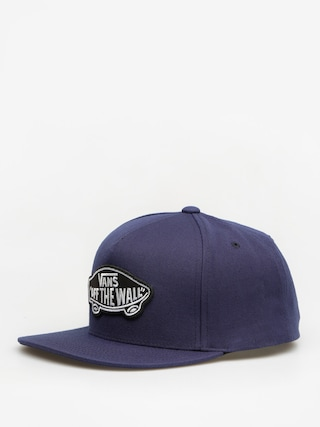 Kšiltovka  Vans Classic Patch Snapback ZD (dress/blues)