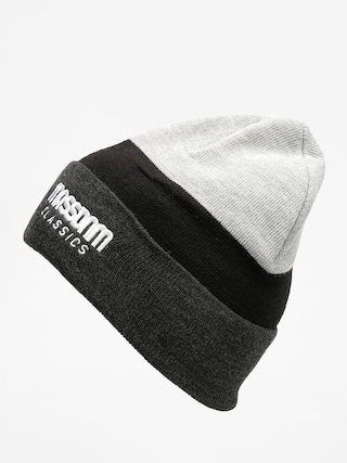 Čepice MassDnm Division Beanie (heather grey)