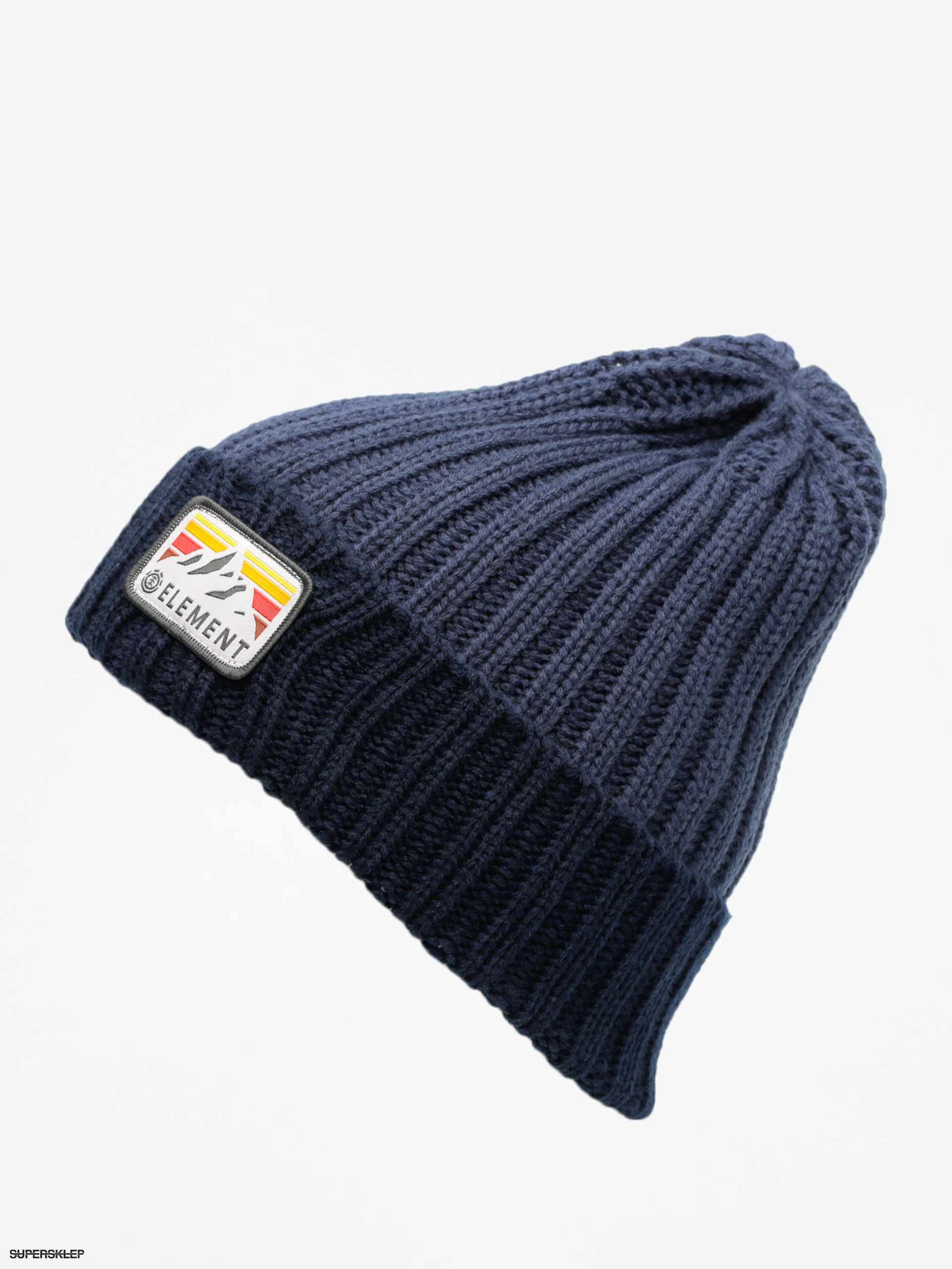 79d68bc484a Čepice Element Counter Beanie (eclipse navy)