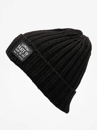Čepice Element Counter Beanie (flint black)