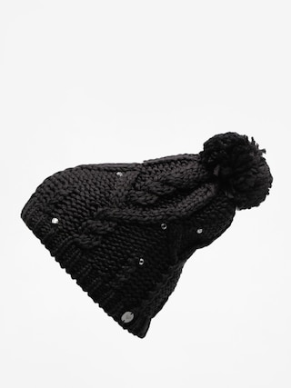 Čepice Roxy Shoot Beanie Wmn (true black)