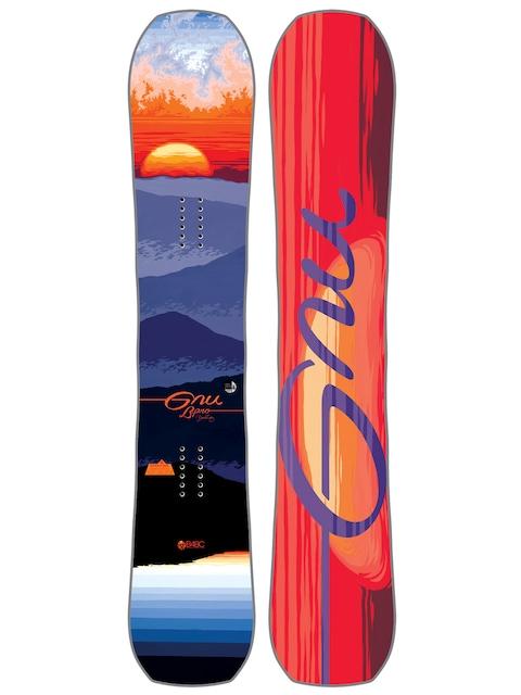 Snowboard Gnu B Pro C3 Wmn (multi)