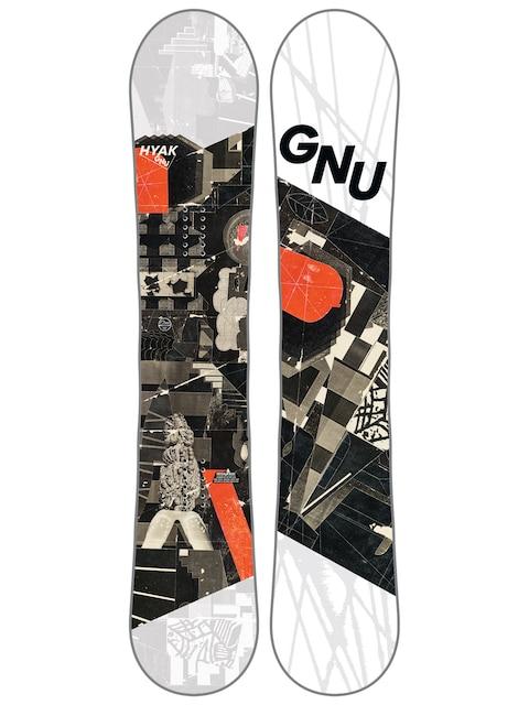 Snowboard Gnu Hyak Btx (multi)
