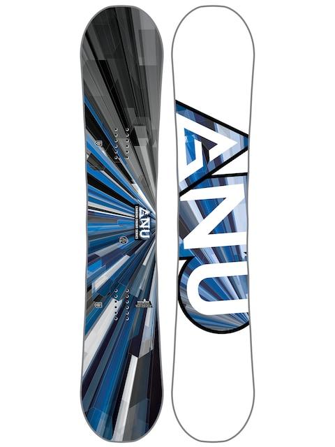 Snowboard Gnu Carbon Credit Btx Asym (multi)