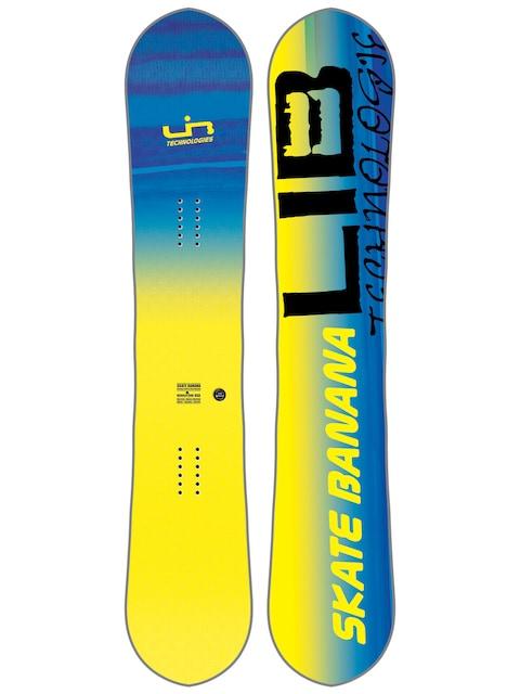 Snowboard Lib Tech Sk8 Banana Btx (yellow)