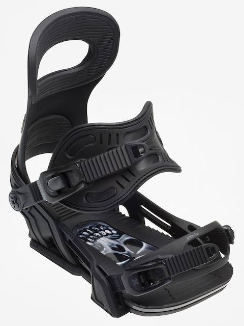Snowboardové vázání Bent Metal Transfer (black)