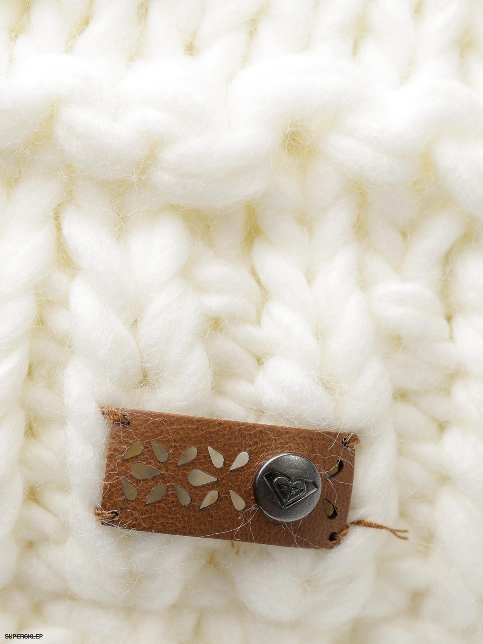 bccf0818ed2 Čepice Roxy Winter Beanie Wmn (bright white)