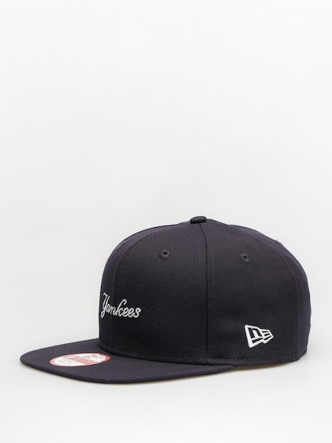 Kšiltovka  New Era Wool Mlb Wordmark ZD (navy)