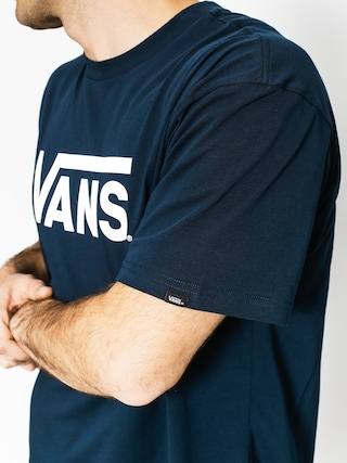 Tričko Vans Classic (navy/white)