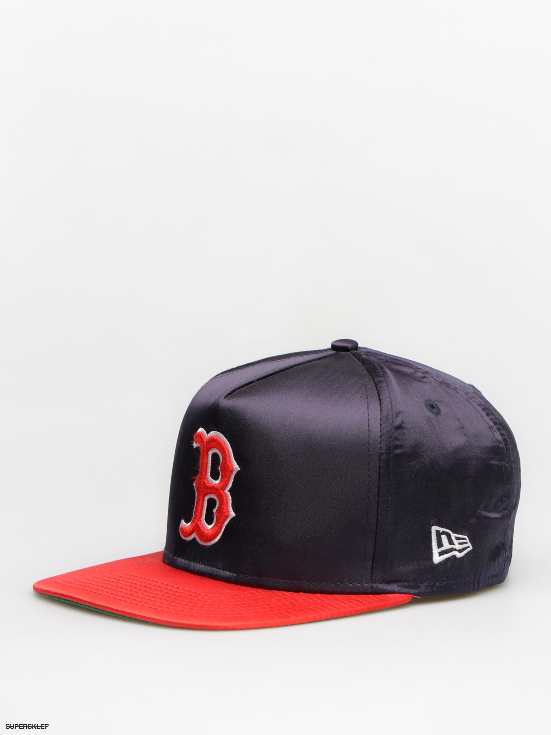 Kšiltovka  New Era Mlb Team Satin Bosr ZD