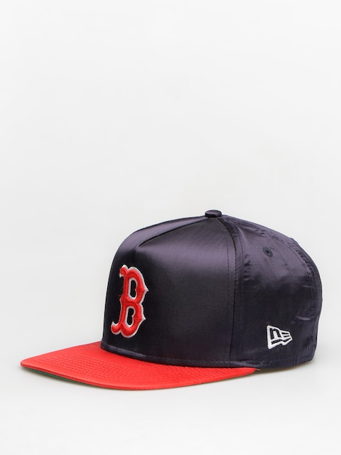 Kšiltovka  New Era Mlb Team Satin Bosr ZD (navy/red)