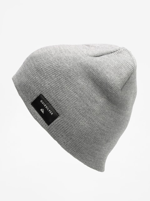 Čepice Quiksilver Cushy Beanie (medium grey heather)