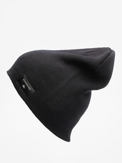 Čepice Quiksilver Cushy Slouch Beanie (black)