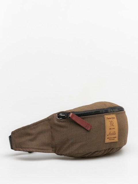 Ledvinka Malita Checked (brown/brown label)