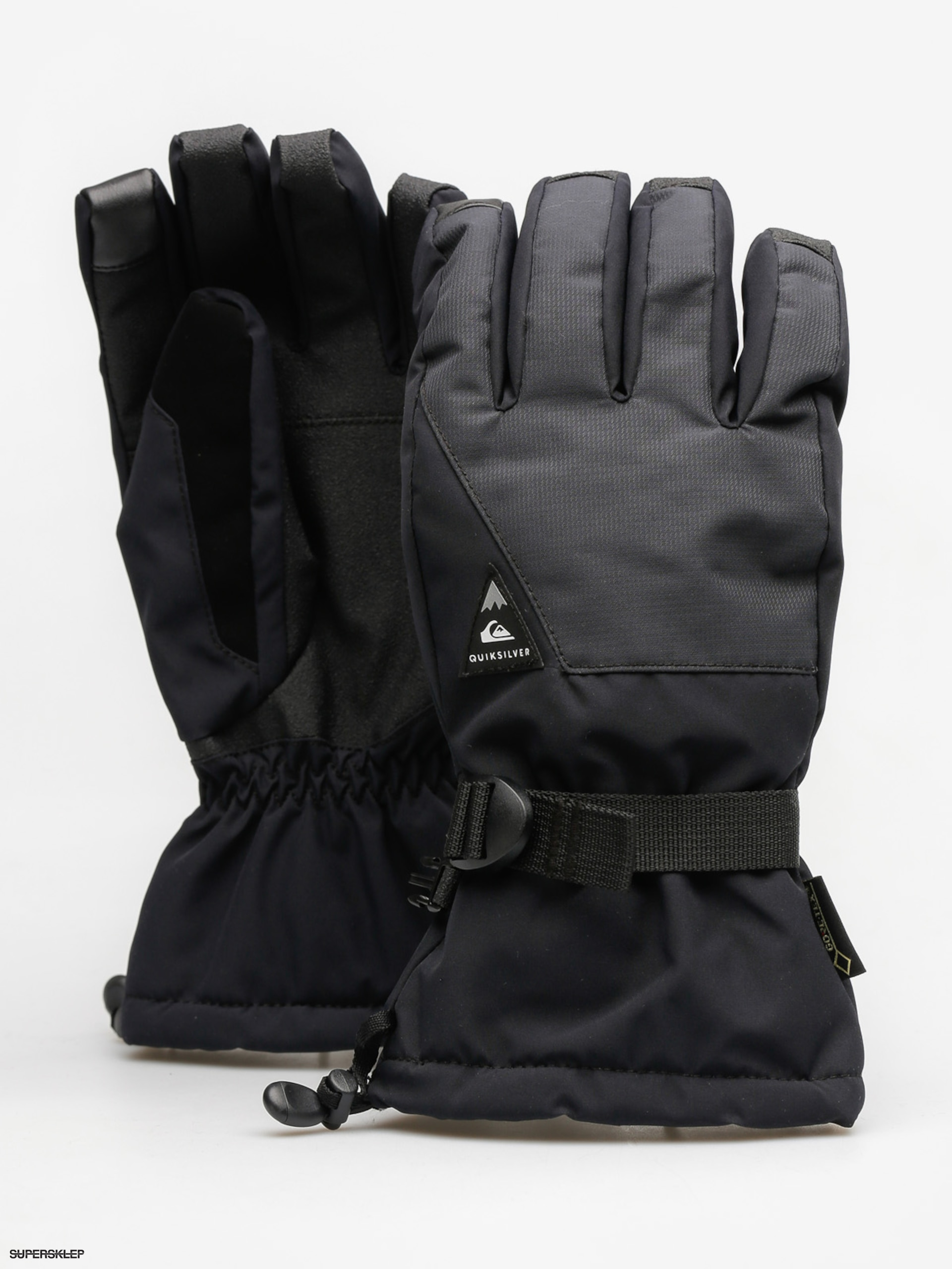Rukavice Quiksilver Hill Gt (black)