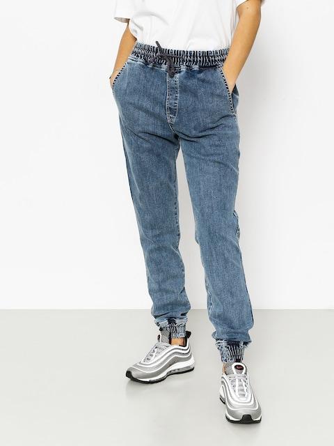 Diamante Wear Kalhoty Rm Jogger Jeans