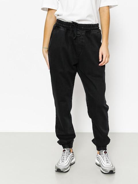 Diamante Wear Kalhoty Rm Jogger Jeans (black)