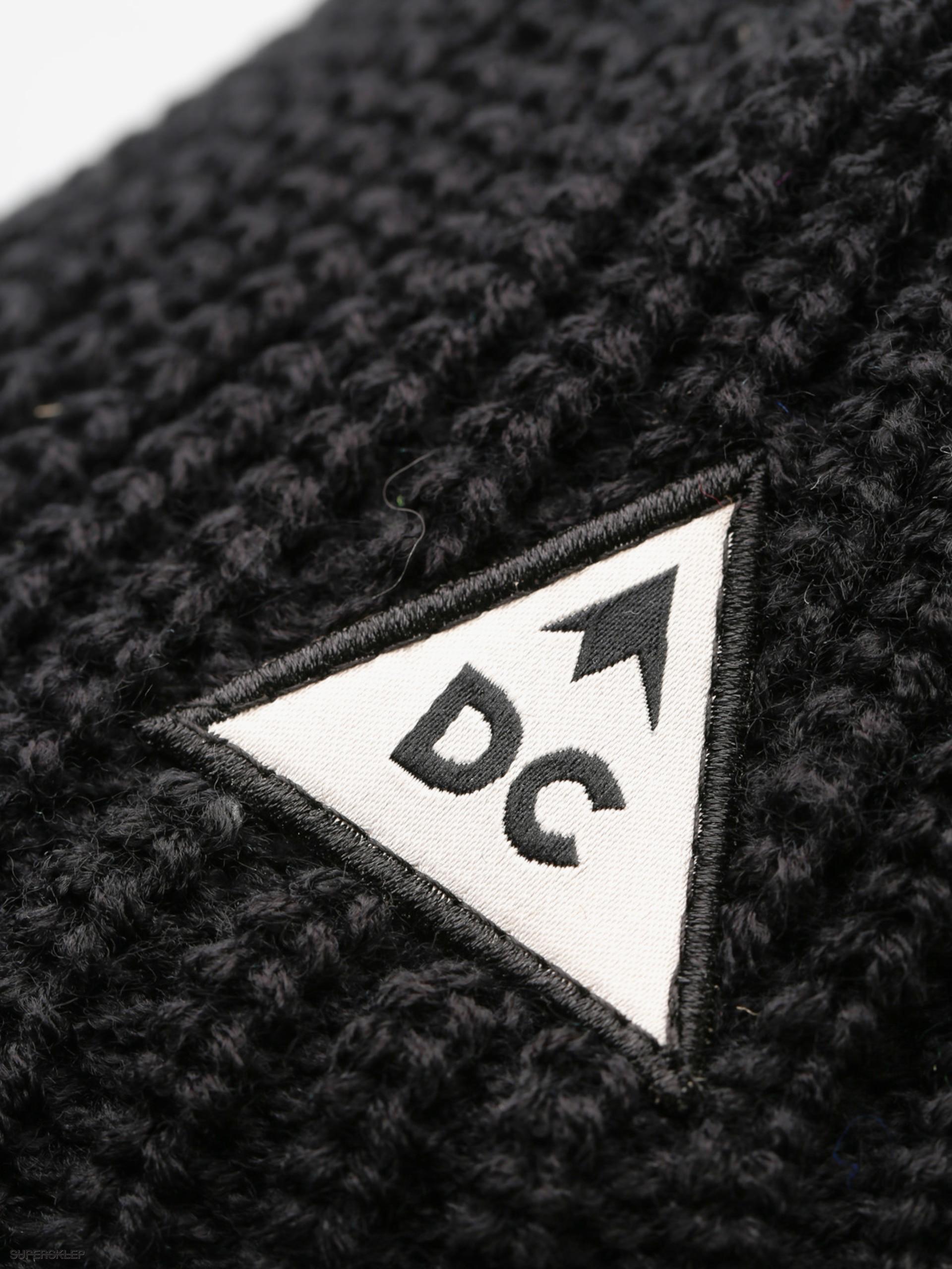 22e16198d54 Čepice DC Anchorage (black)