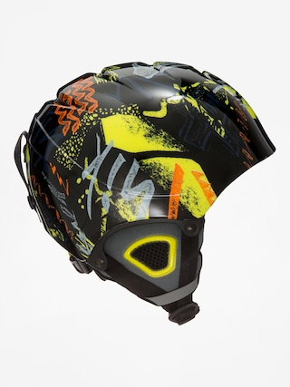 Quiksilver Helma The Game B (black thunderbolt kids)