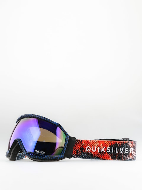 Brýle na snowboard Quiksilver Hubble Tr (marine iguana real)