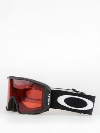 Brýle na snowboard Oakley Line Miner (matte black/prizm rose)