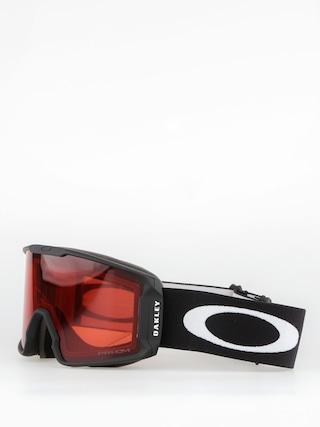 Bru00fdle na snowboard Oakley Line Miner (matte black/prizm rose)