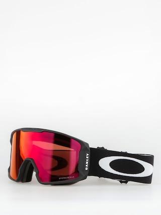 Bru00fdle na snowboard Oakley Line Miner (matte black/prizm torch iridium)