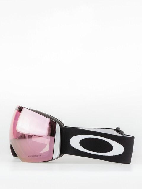 Oakley Brýle na snowboard Flight Deck (matte black/prizm hi pink iridium)