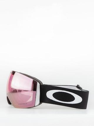 Oakley Bru00fdle na snowboard Flight Deck (matte black/prizm hi pink iridium)