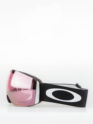 Oakley Brýle na snowboard Flight Deck L (matte black/prizm hi pink iridium)