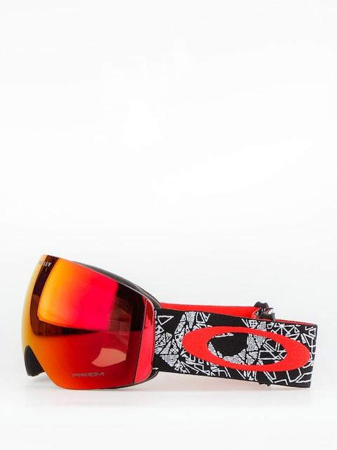 Oakley Brýle na snowboard Flight Deck (craneos muertos/prizm snow torch iridium)