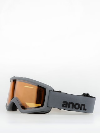 Anon Brýle na snowboard Helix 2.0 Non Mir (stealth/amber)