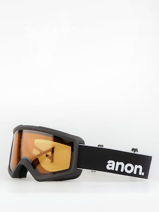 Anon Brýle na snowboard Helix 2.0 Non Mir (black/amber)