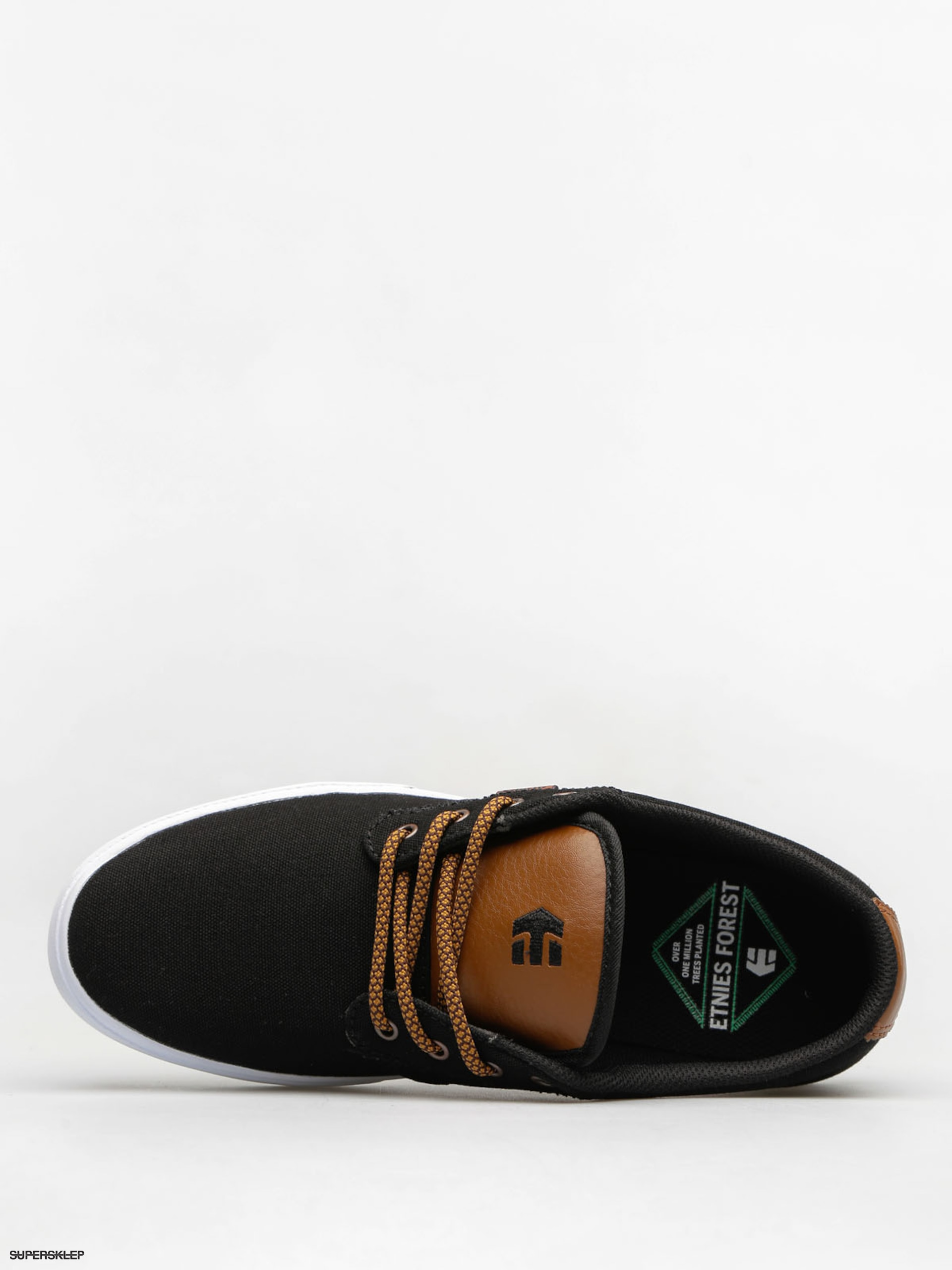 Boty Etnies Jameson 2 Eco (black raw) ad1d732f784
