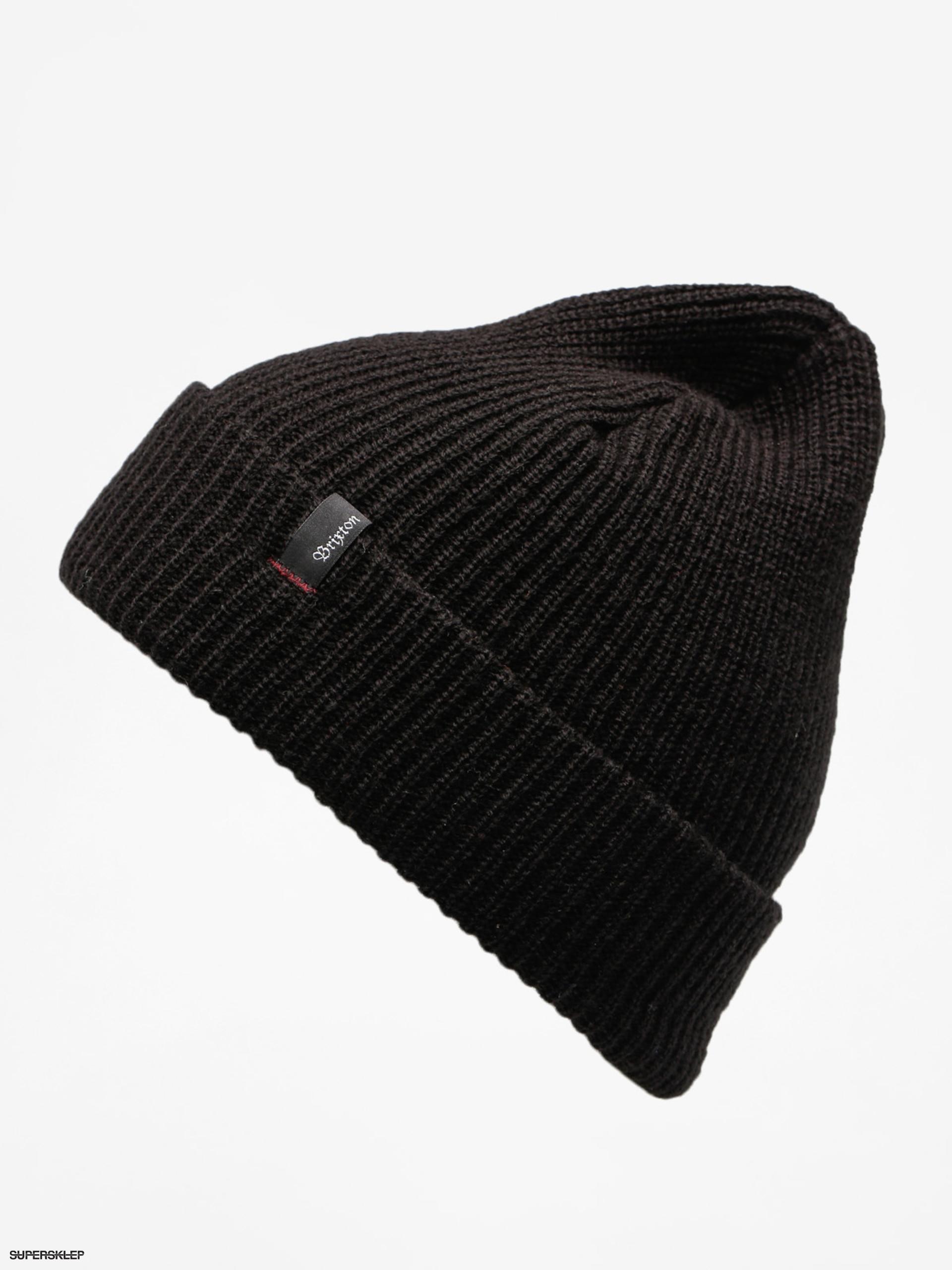 Čepice Brixton Heist Beanie (black) fdf7a8ffd7