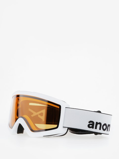Brýle na snowboard Anon Helix 2.0 Non Mir (white/amber)